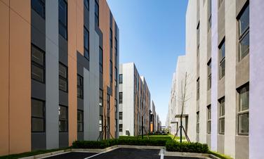 多层标准厂房出租 100%得房率 104地块 园区形象、配套佳