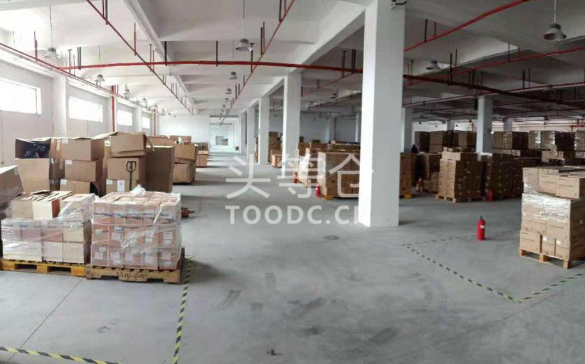上海青浦华新厂房 仓库出租 图片_头等仓官网