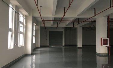 标准多层厂房出租 两部货梯和吊装平台 700平起租 服务配套齐全 有办公餐饮区
