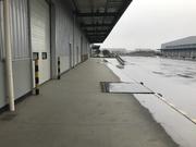 通州张芝山单层仓库出租 带消防喷淋 带月台 层高11米 有产证 配套办公室