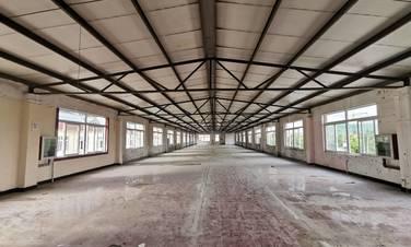 楼上550平 仓库出租 周转场地25米 配套办公室